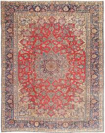 Najafabad Patina Rug 290X365 Authentic  Oriental Handknotted Light Brown/Light Pink Large (Wool, Persia/Iran)