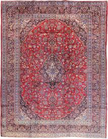 Mashad Rug 300X390 Authentic  Oriental Handknotted Light Purple/Dark Purple Large (Wool, Persia/Iran)