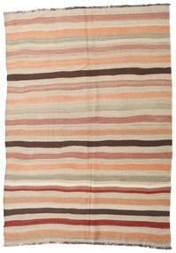 Kilim semi antique Turkish carpet RXZO348