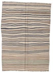 Kilim semi antique Turkish carpet RXZO349