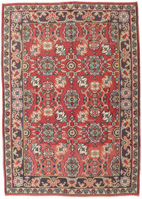 Kilim Russian Rug 210X291 Authentic Oriental Handwoven Rust Red/Light Brown (Wool, Azerbaijan/Russia)
