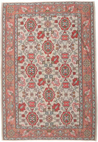 Kilim Russian Rug 200X285 Authentic Oriental Handwoven Light Grey/Light Brown (Wool, Azerbaijan/Russia)