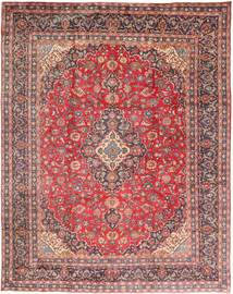 Mashad Rug 305X395 Authentic  Oriental Handknotted Light Purple/Light Pink Large (Wool, Persia/Iran)