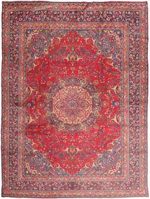 Mashad Rug 295X405 Authentic  Oriental Handknotted Light Pink/Brown Large (Wool, Persia/Iran)