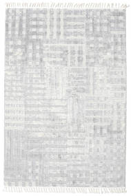 Ambassador - Clair Gris Tapis 160X230 Moderne Gris Clair/Blanc/Crème ( Turquie)