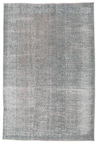 Colored Vintage Rug 178X269 Authentic  Modern Handknotted Light Grey/Dark Grey (Wool, Turkey)