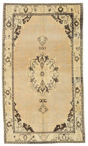 Taspinar Rug 148X255 Authentic  Oriental Handknotted Beige/Dark Beige (Wool, Turkey)