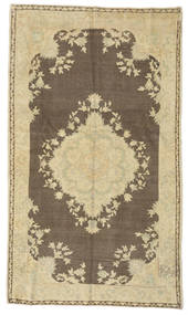 Taspinar Rug 144X247 Authentic  Oriental Handknotted Light Brown/Dark Beige (Wool, Turkey)