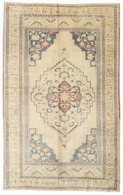 Taspinar Rug 178X286 Authentic  Oriental Handknotted Beige/Light Grey (Wool, Turkey)