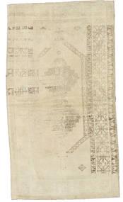 Taspinar 絨毯 120X216 オリエンタル 手織り 暗めのベージュ色の/ベージュ (ウール, トルコ)