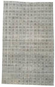 カラード ヴィンテージ 絨毯 181X295 モダン 手織り 薄い灰色/濃いグレー (ウール, トルコ)