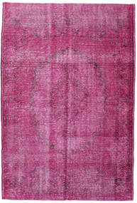 Colored Vintage Rug 185X274 Authentic  Modern Handknotted Pink/Purple (Wool, Turkey)