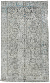 Colored Vintage Rug 175X293 Authentic  Modern Handknotted Light Grey (Wool, Turkey)