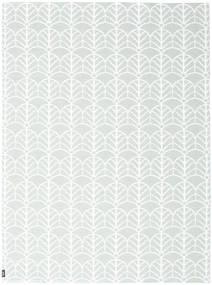 Arch - Verde Tappeto 150X200 Moderno Bianco/Creme/Blu Turchese ( Svezia)