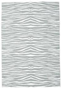 Zebra - Grön matta CVD21681