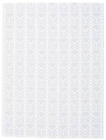 Arch - Grey Rug 200X250 Modern White/Creme/Beige ( Sweden)