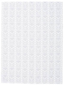 Arch - Šedá Koberec 200X250 Moderní Bílý/Krém/Béžová ( Švédsko)
