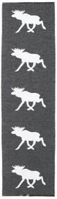 Sweden - Zwart tapijt CVD21612