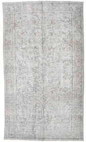 Colored Vintage Teppich  143X245 Echter Moderner Handgeknüpfter Hellgrau/Beige (Wolle, Türkei)