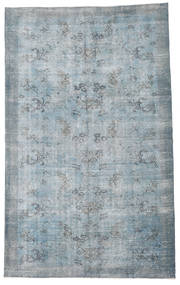 Colored Vintage Rug 177X296 Authentic  Modern Handknotted Light Grey/Light Blue (Wool, Turkey)