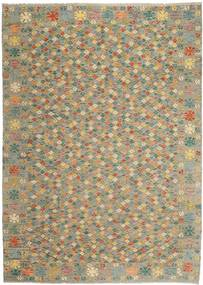 Kilim Afghan Old style rug MXK235