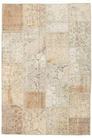パッチワーク 絨毯 157X233 モダン 手織り 薄茶色/ベージュ (ウール, トルコ)