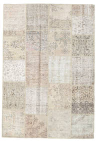 Patchwork Rug 160X231 Authentic  Modern Handknotted (Wool, Turkey)