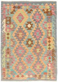 Kilim Afghan Old style rug MXK299
