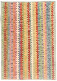 Kilim Afghan Old style rug MXK313