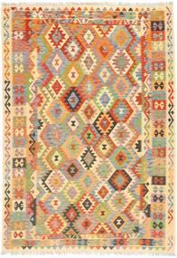 Kilim Afghan Old style rug MXK128