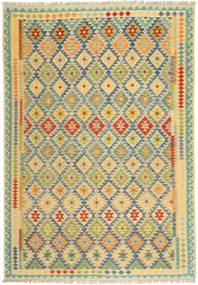 Kelim Afghan Old style teppe MXK129
