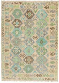 Kilim Afghan Old style rug MXK140