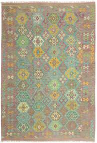 Alfombra Kilim Afghan Old style MXK106