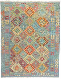 Kelim Afghan Old style tæppe MXK156