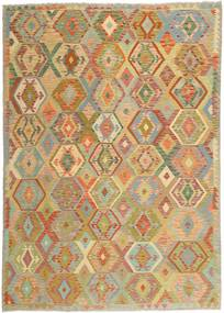 Alfombra Kilim Afghan Old style MXK236