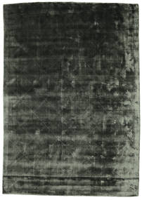 Brooklyn - Moss Green Rug 160X230 Modern Black/Dark Grey ( India)
