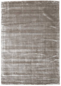 Broadway - Soft Grey Rug 160X230 Modern Light Grey/Dark Grey ( India)