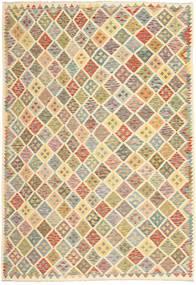 Kilim Afghan Old style rug MXK244