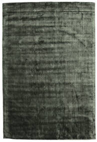 Brooklyn - Moss Green Rug 200X300 Modern Dark Grey/Dark Blue ( India)