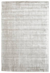 Broadway - Silver White Rug 200X300 Modern Light Grey/White/Creme ( India)