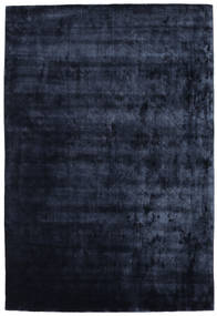 Brooklyn - Midnight Blue Rug 300X400 Modern Dark Blue Large ( India)