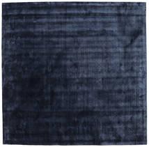 Brooklyn - Midnight Blue Rug 250X250 Modern Square Dark Blue/Blue Large ( India)