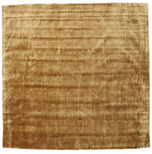 Brooklyn - Gold Rug 250X250 Modern Square Brown/Light Brown Large ( India)