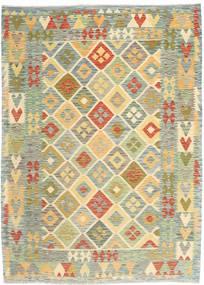 Kilim Afghan Old style carpet MXK166