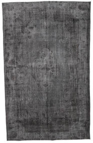 Colored Vintage Rug 194X321 Authentic  Modern Handknotted Pink/Light Grey (Wool, Turkey)