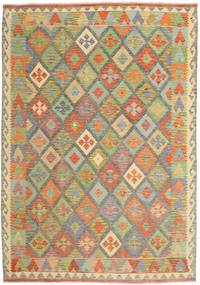 Alfombra Kilim Afghan Old style MXK381