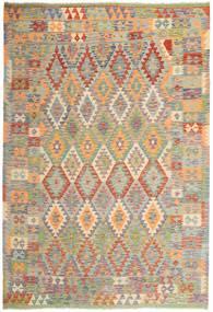 Kelim Afghan Old style teppe MXK376