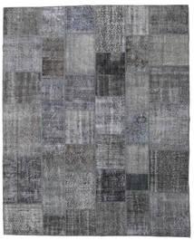 Patchwork Rug 247X304 Authentic  Modern Handknotted Dark Grey/Light Purple (Wool, Turkey)