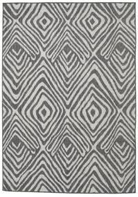 Savanna - Tummanharmaa / Vaaleanharmaa-matto RVD20565