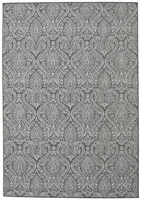 Palace - Dark Grey/Beige Rug 160X230 Modern Dark Grey/Light Grey ( Turkey)